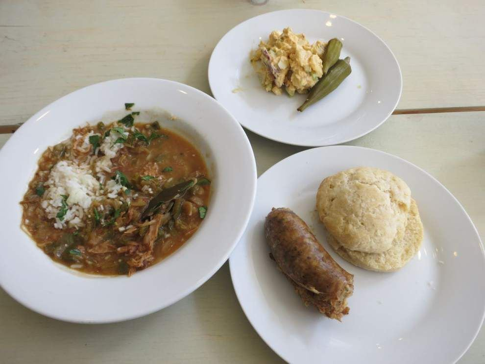 Ian McNulty: Taste Cajun country, just off the route _lowres