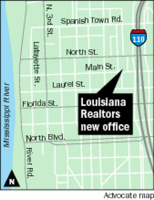 Louisiana Realtors buys property for HQ _lowres
