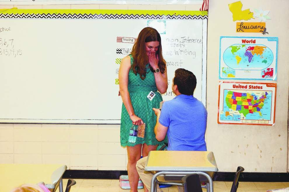 A nice ring to it: Second-graders help boyfriend pop the question _lowres