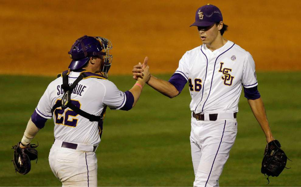 Baton Rouge regional scouting reports: LSU and Lehigh _lowres
