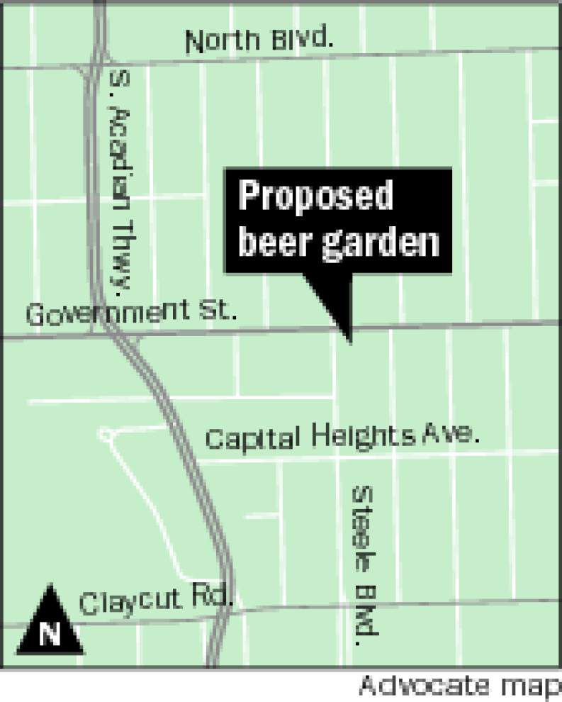 Despite some initial fears, proposed Government Street beer garden gets support of community, Planning Commission _lowres