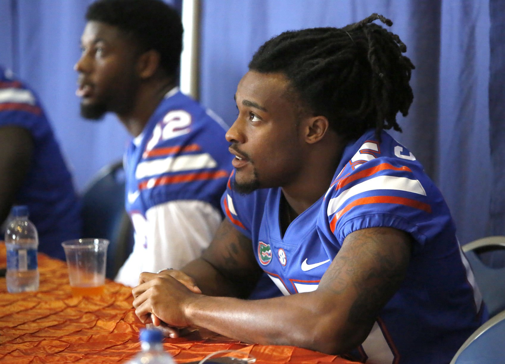 Suspended Florida Gators facing multiple third-degree felonies charges