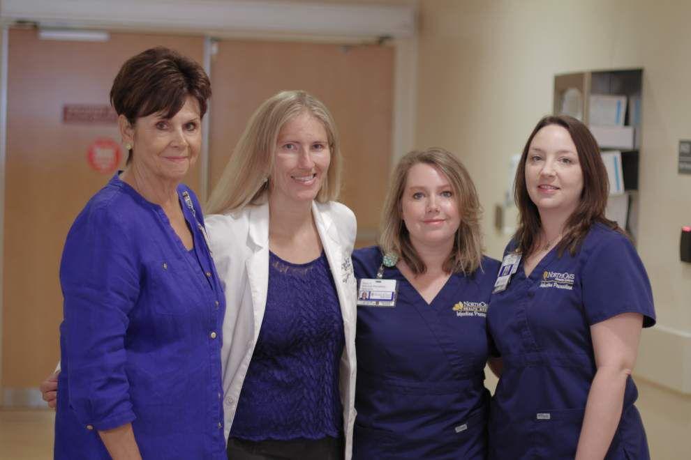 Nurse works to keep updated on diseases _lowres