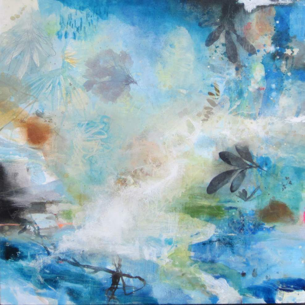 Artists dive into 'Water Water Everywhere' at LeMieux _lowres