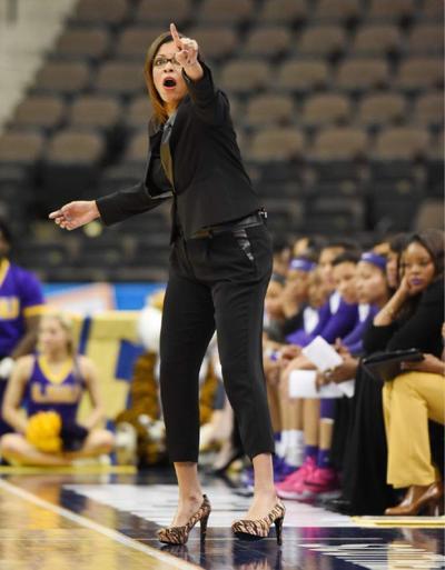 LSU falls to Kentucky in SEC women's tournament _lowres