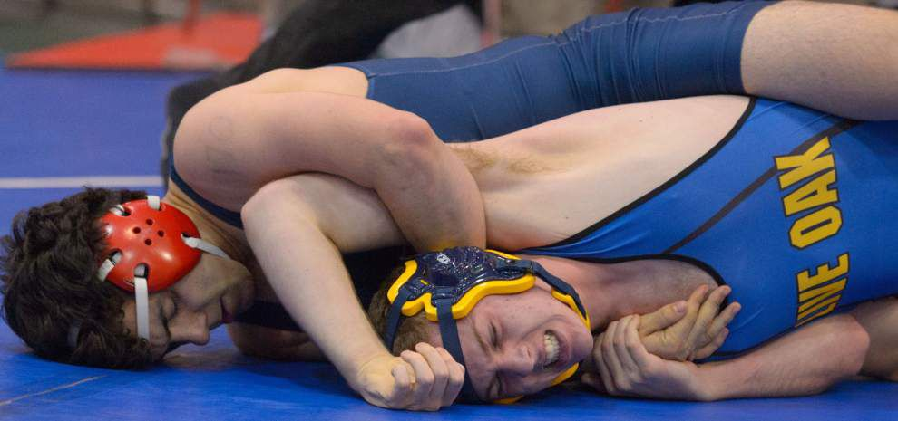 LHSAA opts to stick with Bossier City for wrestling _lowres