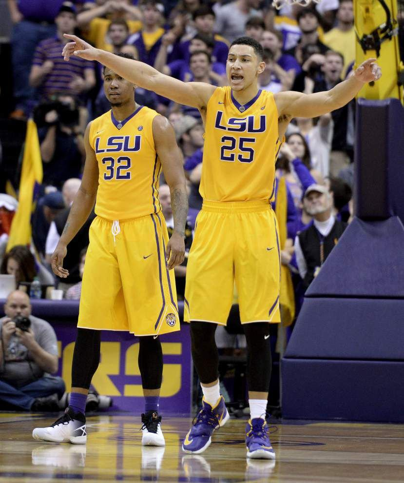 Why ESPN bracketologist Joe Lunardi doesn't think he's 'a lunatic' for pegging LSU basketball as solid NCAA tournament team _lowres
