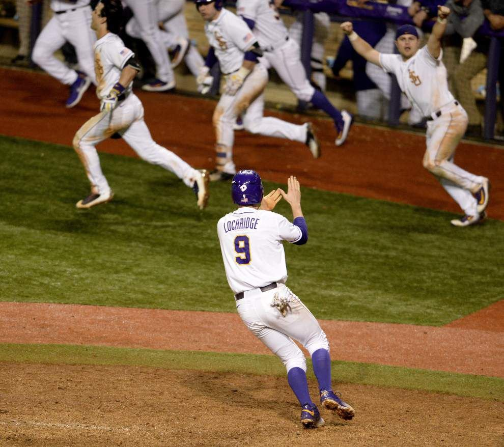 Pregame: Opening weekend for LSU Baseball, can the team keep the good momentum vs. Cincinnati going for game two? _lowres