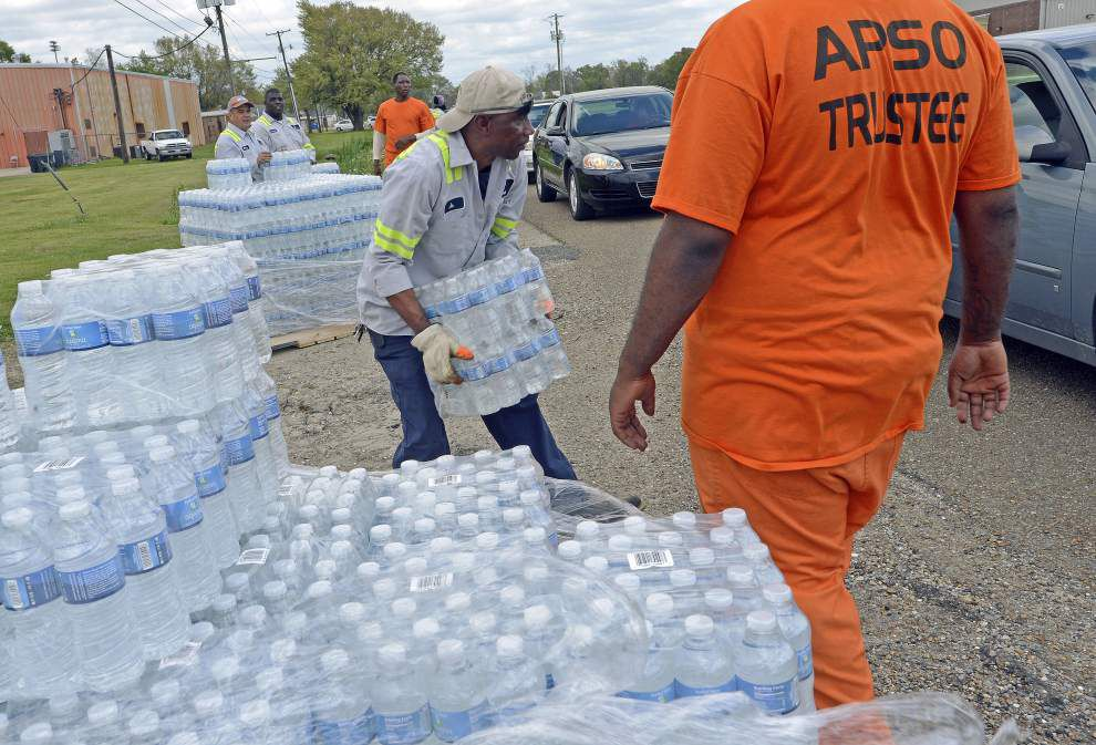 DHH probing why Peoples Water never reported high disinfectant levels; Donaldsonville residents still can't drink the water _lowres