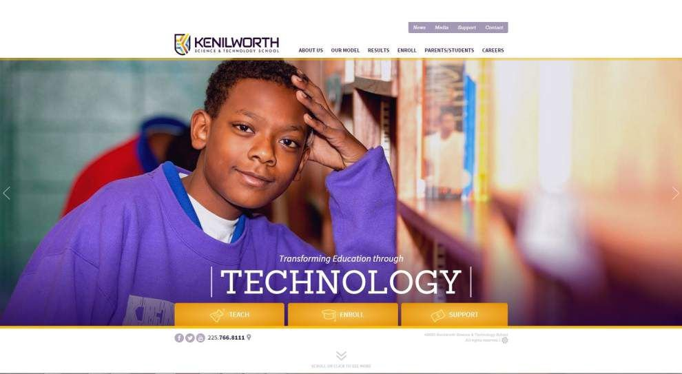 Kenilworth launches new look, new website _lowres