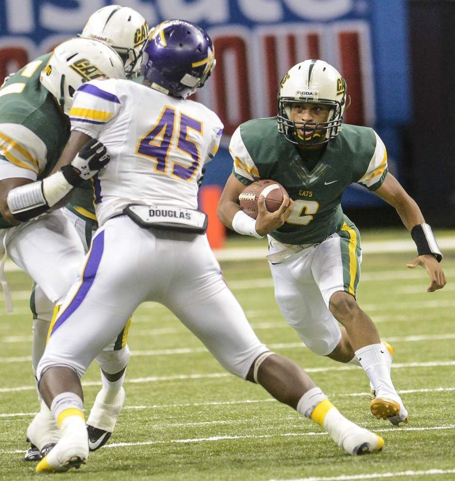 New year, new story as Livonia claims the Class 3A state championship with a 43-14 win over Amite _lowres