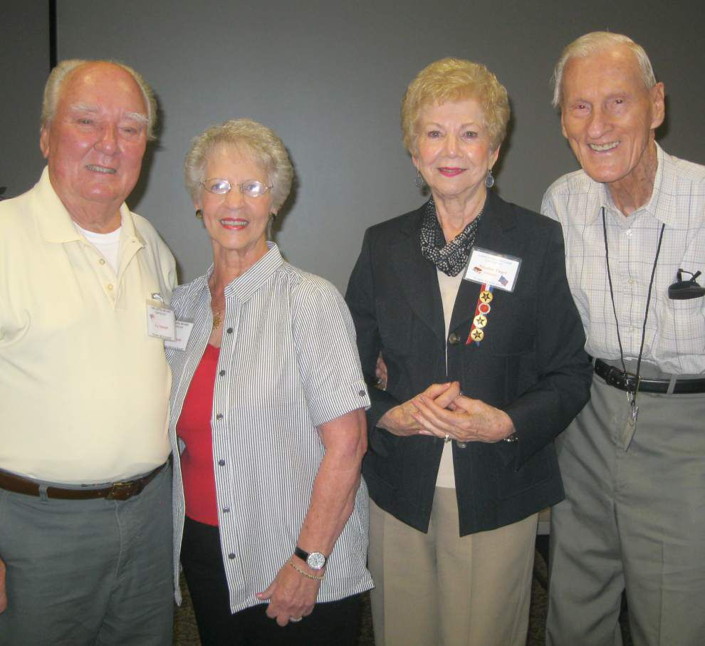 Metairie AARP chapter celebrates, and gives back _lowres