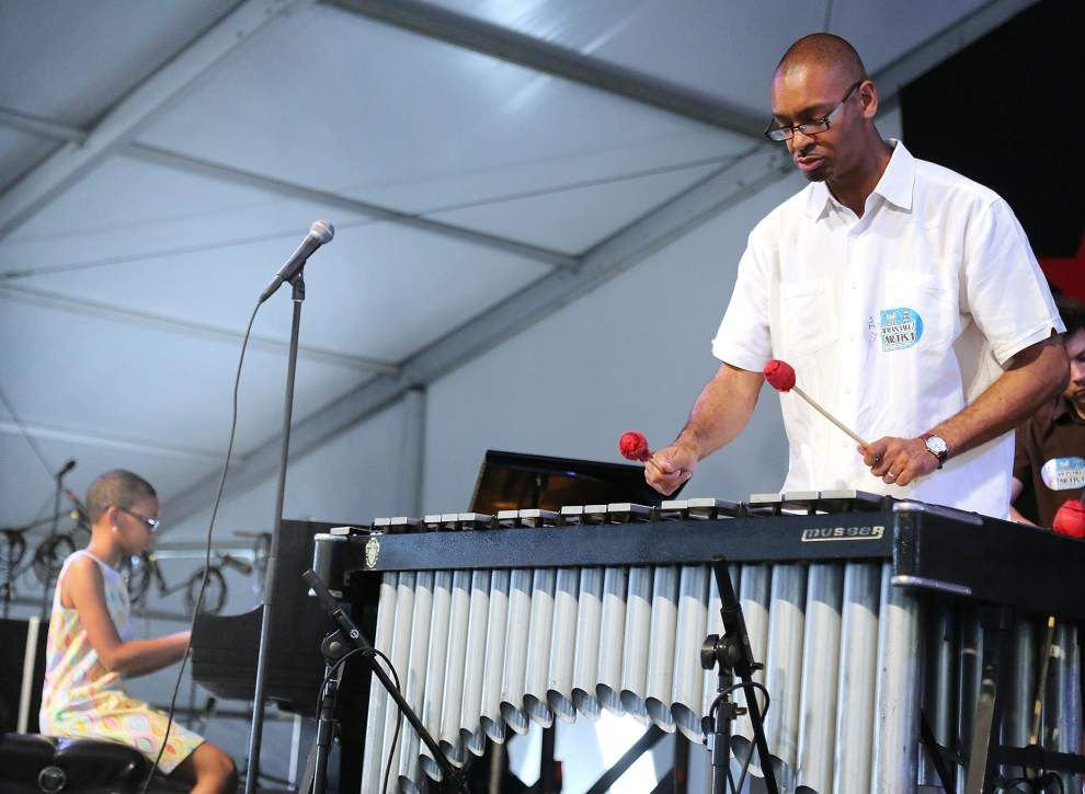 Drummer Jason Marsalis has a special mission: caretaker of father Ellis' legacy _lowres