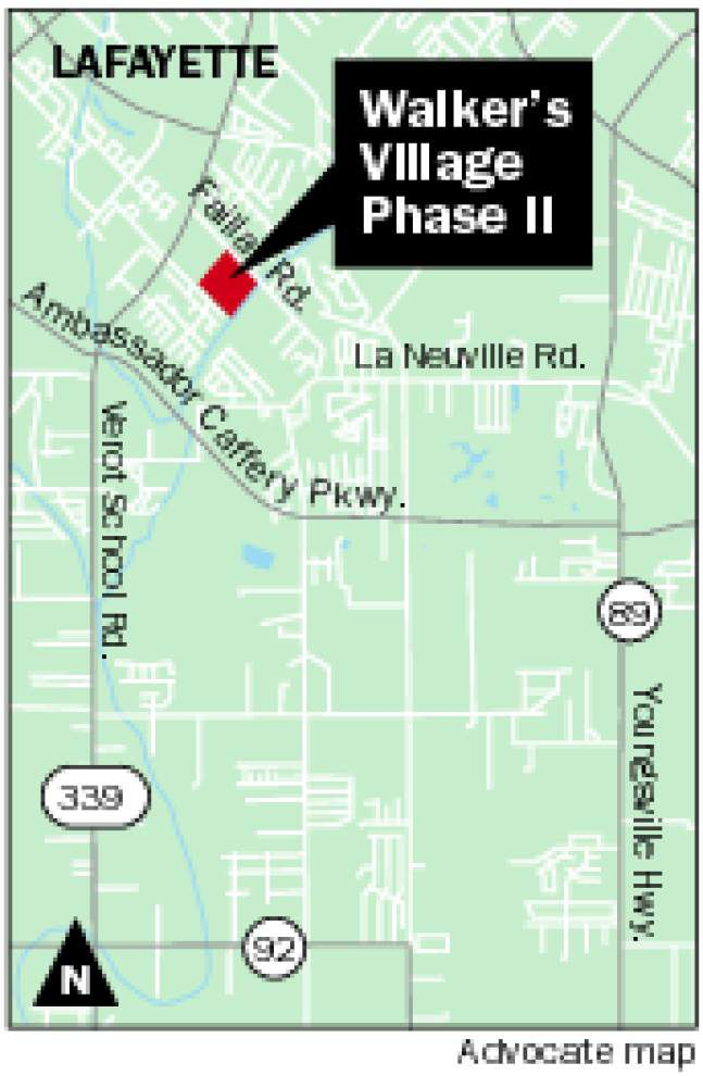 Lafayette council nixes access road in Walker's Village compromise _lowres