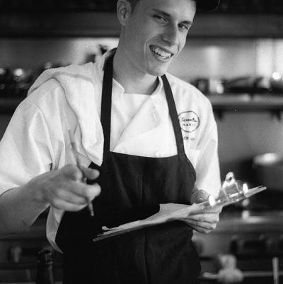 3-course interview: Tyler Stuart, chef and owner of Thali Llama_lowres