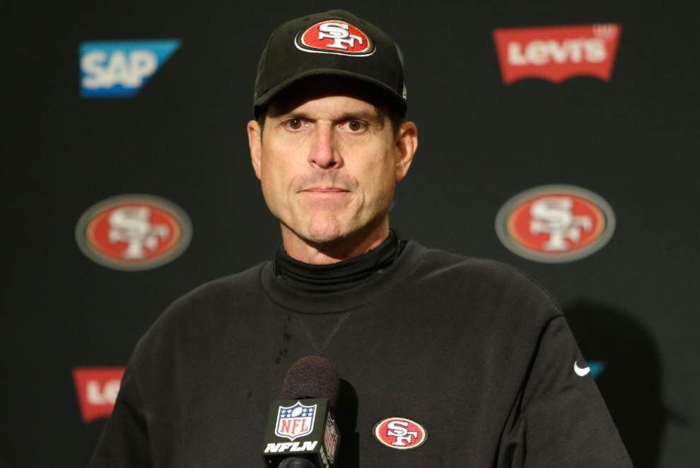 Report: Michigan ups the ante for Jim Harbaugh to $48 million; school declines comment _lowres