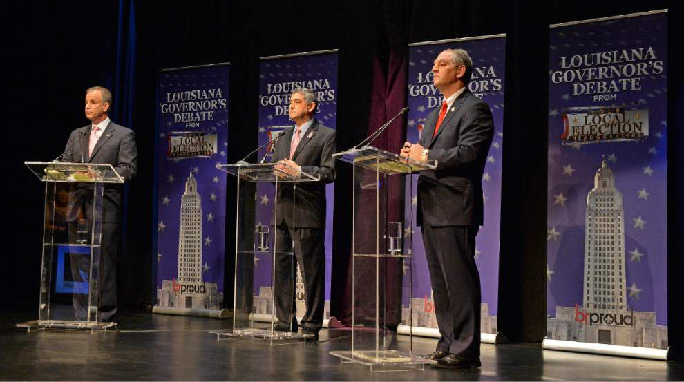 Stephanie Grace: There are too many challenges for Louisiana's next governor to get distracted by the past _lowres