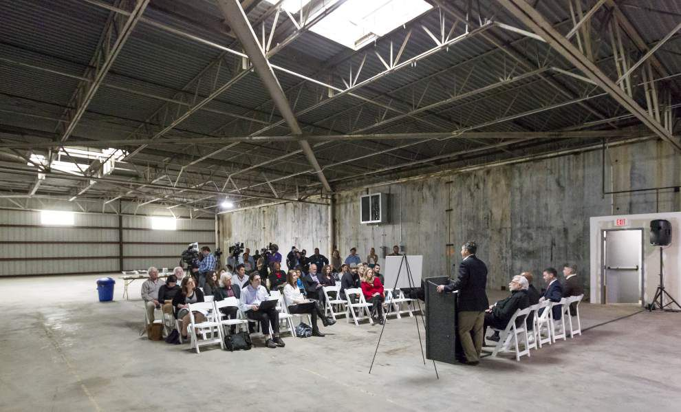 New 37 acre film studio replaces burned out distribution center in New Orleans East _lowres