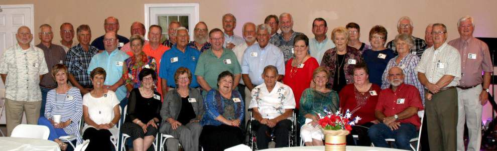 Zachary High's Class of 1965 reunites _lowres