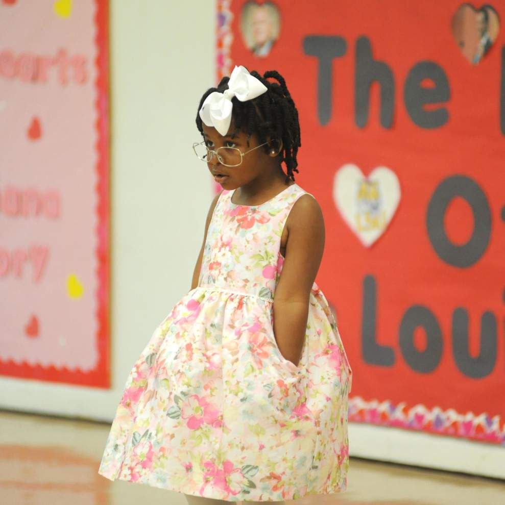 Clinton preschool program celebrates black history, Louisiana heritage _lowres