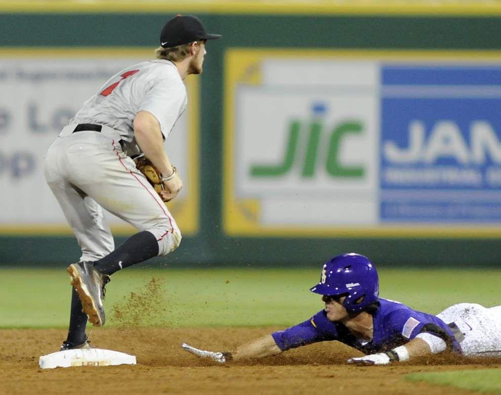 LSU baseball pregame: Georgia at LSU at Alex Box _lowres