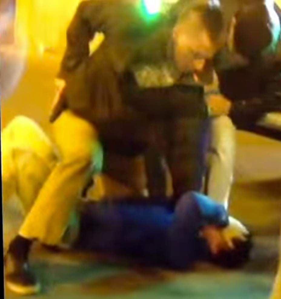 New Jefferson Parish Sheriff's Office report: High school student Brady Becker a drunken aggressor who threw punch, tried to strangle deputy _lowres