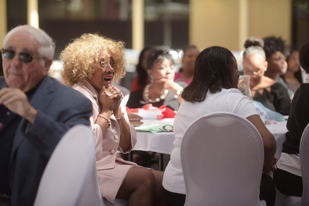 Former Gov. Blanco, other women honored Sunday; honorees' message: More women need to get involved in business, politics in Louisiana _lowres