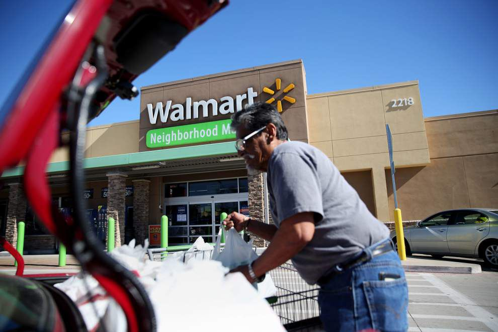 Wal-Mart to close 8 Louisiana stores _lowres