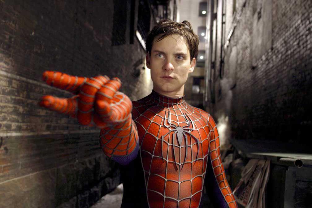 Spider-Man 2 weaves spellbinding web... 07/09/04 copy for Red