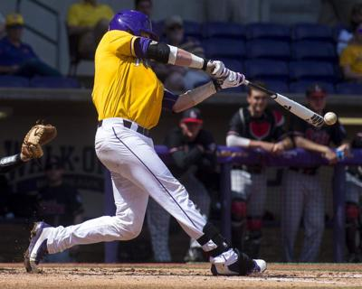 LSU baseball notes: Jared Poché will start series opener at Texas A&M on four days' rest _lowres