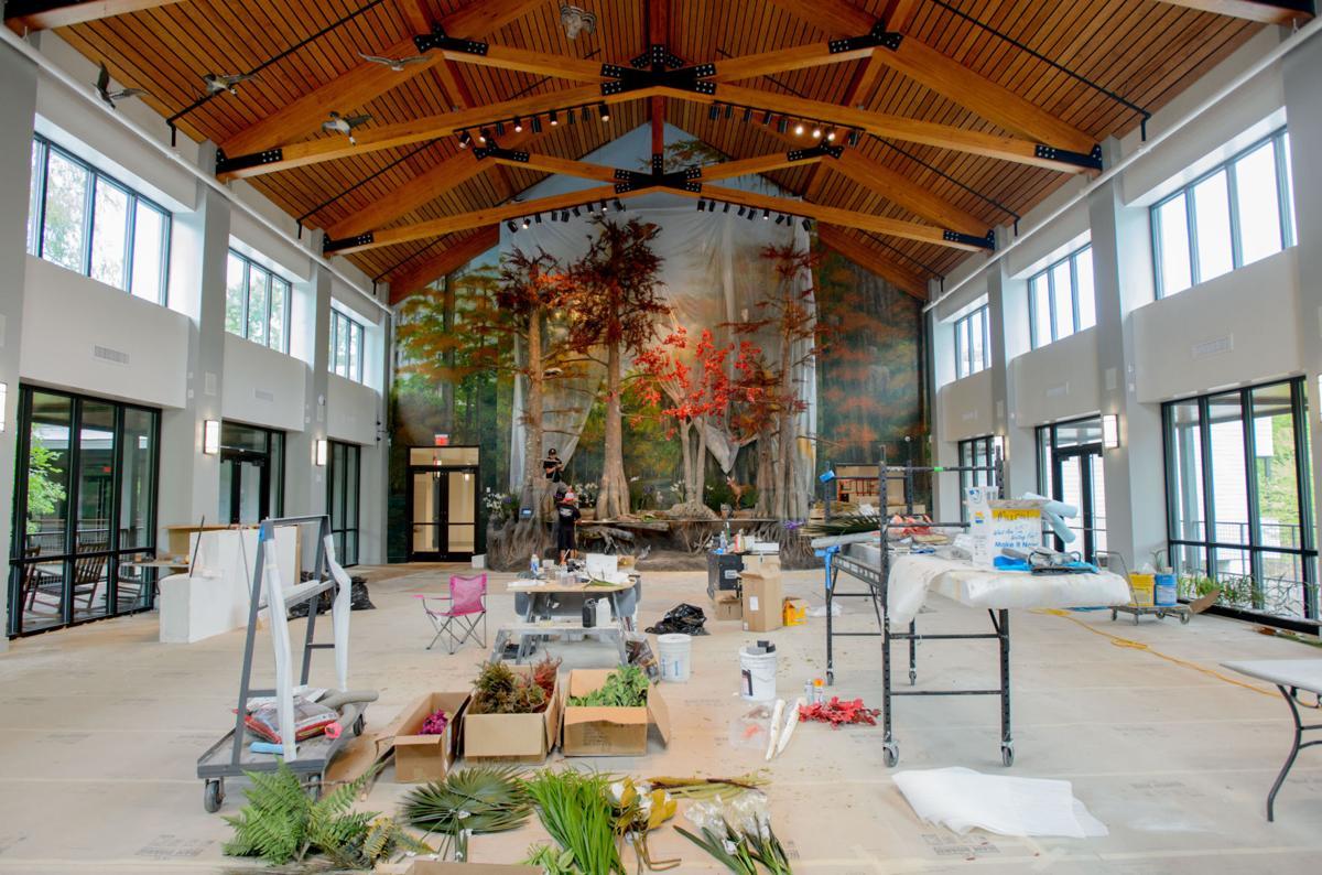 Audubon Nature Center New Orleans East