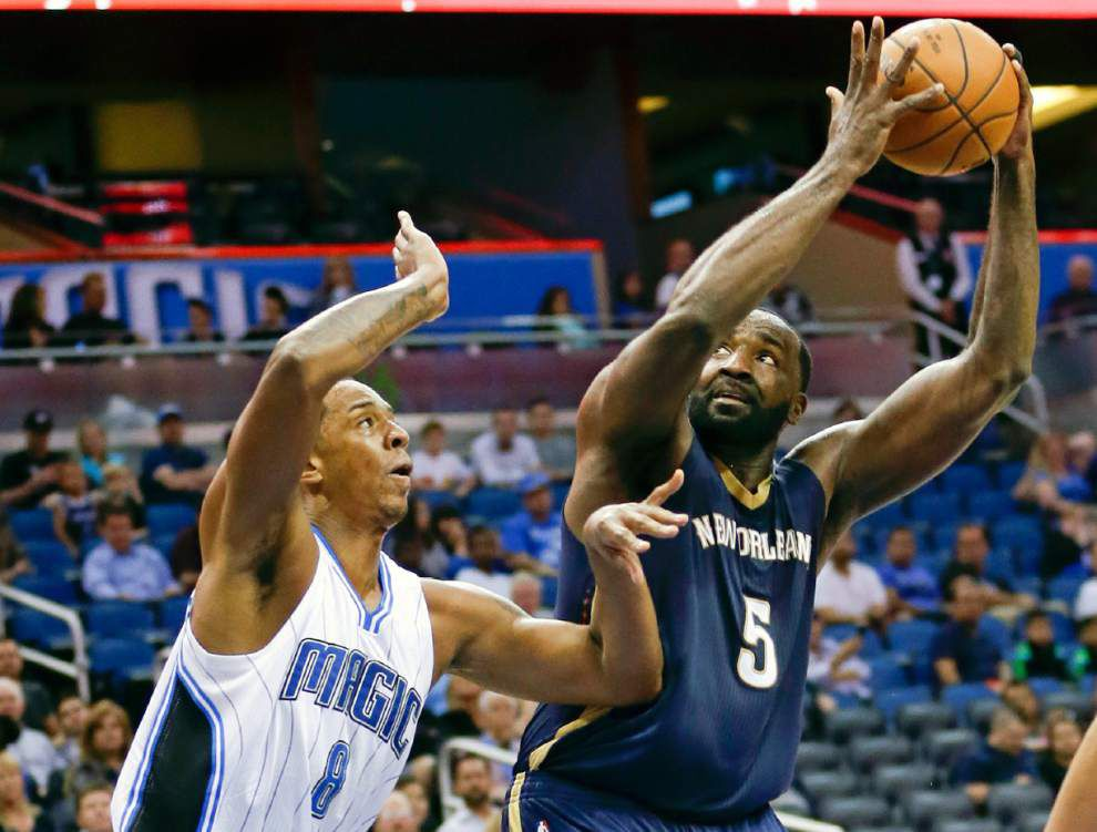 Valuable locker room presence Kendrick Perkins could return to the court Friday _lowres