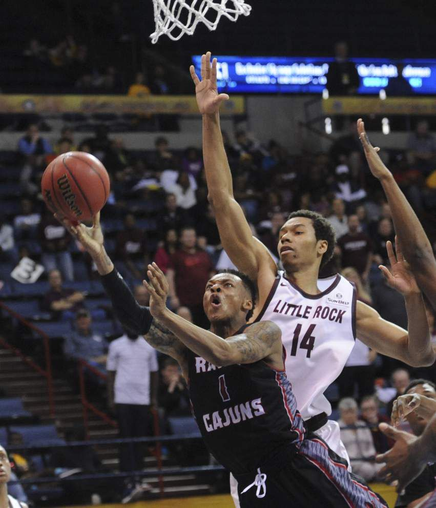 Sun Belt basketball tournament changes format; event will stay in New Orleans _lowres