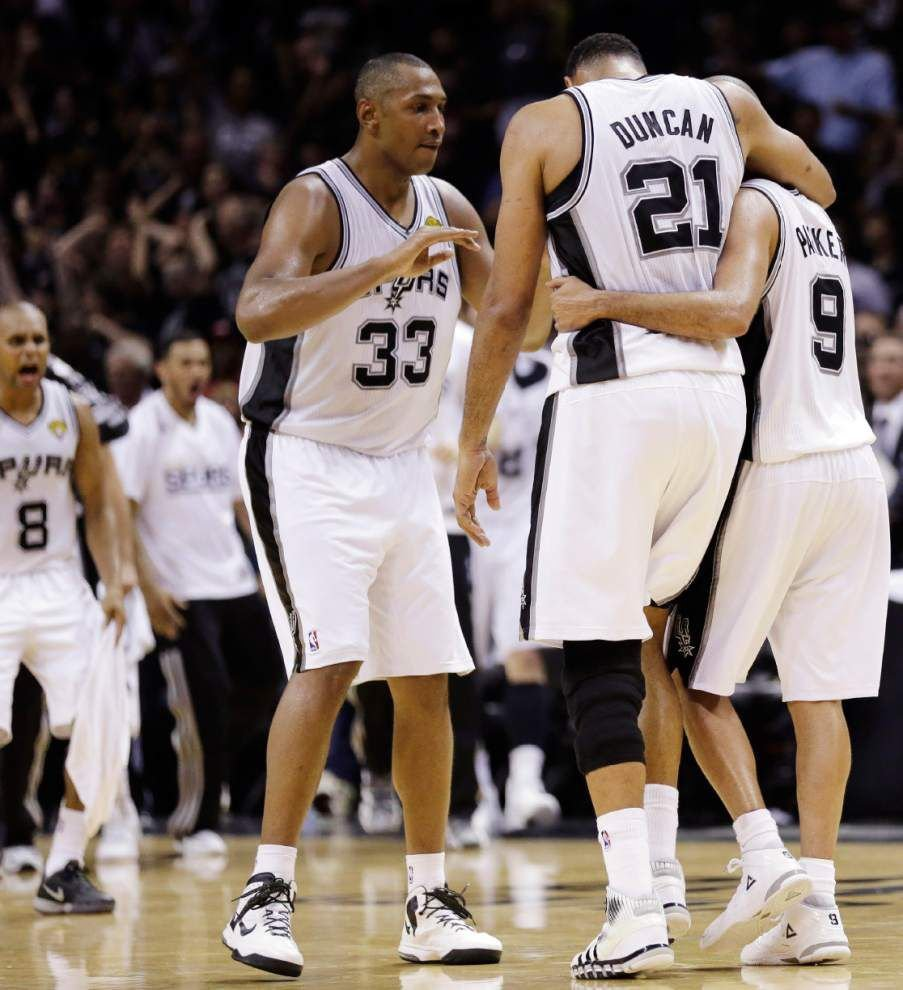 Spurs beat the heat (and the Heat) in NBA Finals opener _lowres
