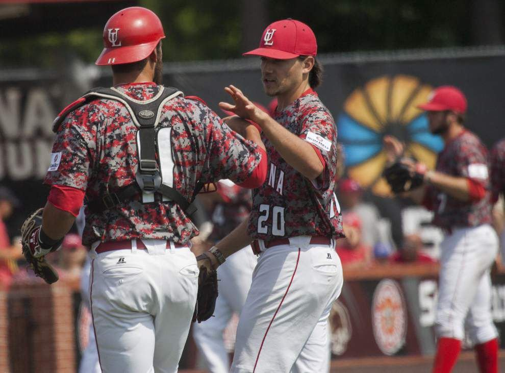 Rested Cajuns draw Texas State again _lowres