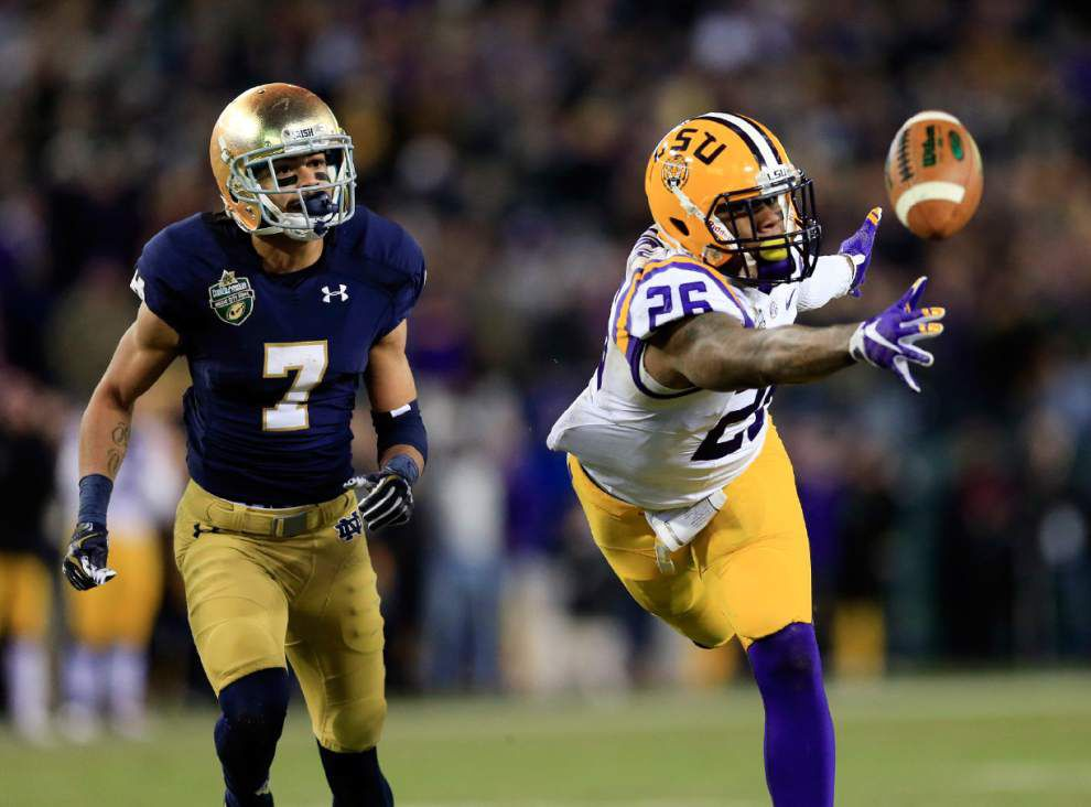 How Advocate sportswriter Ross Dellenger voted in the final AP Top 25 football poll _lowres