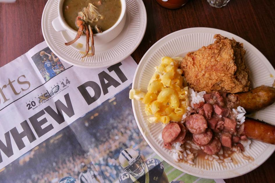 Li'l Dizzy's expands to Rendon Inn, bringing a Creole soul buffet to the bar