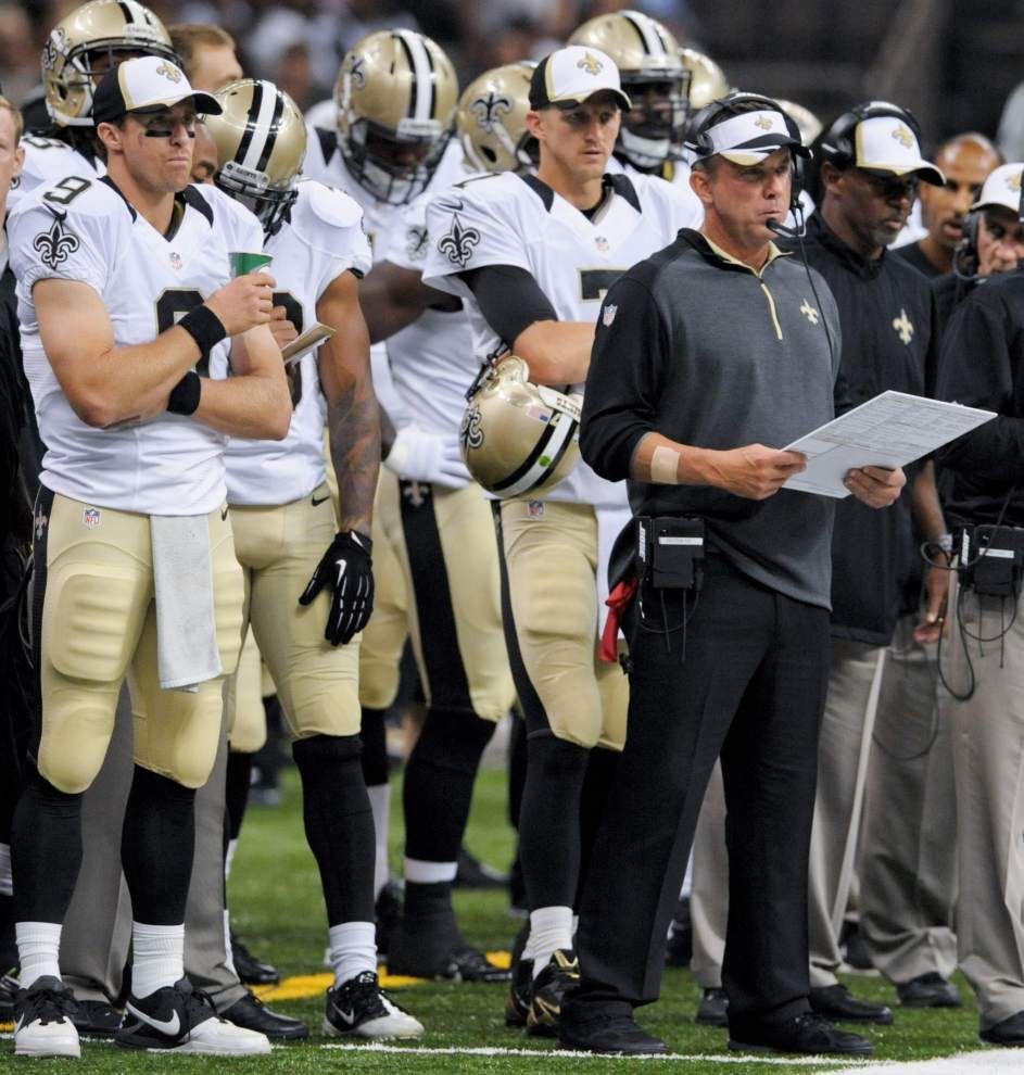 Saints and Falcons hope to set the tone for their seasons in opener on Sunday _lowres