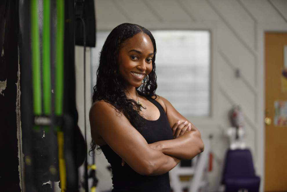 Love for fitness found after cancer battle _lowres