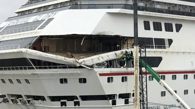 Abbeville family among six injured in Carnival cruise ship ...