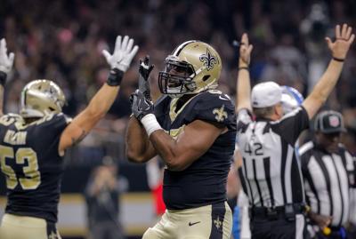 4405e68ef saintslions555.101617.jpg. New Orleans Saints defensive end Alex Okafor ...