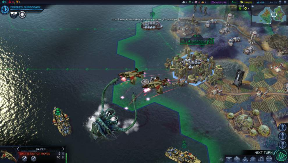 'Civilization' shoots for the stars _lowres