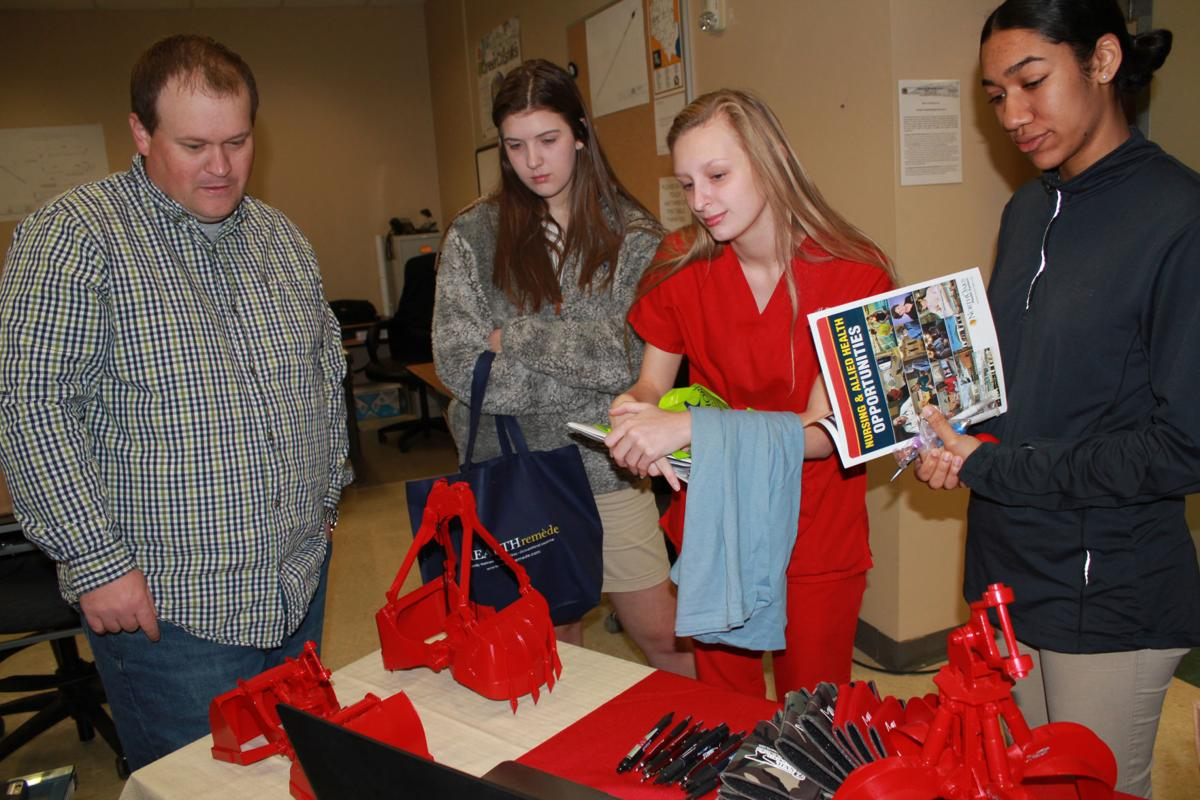 Literacy And Technology Center Holds Annual College And Career Day Livingston Tangipahoa Theadvocate Com