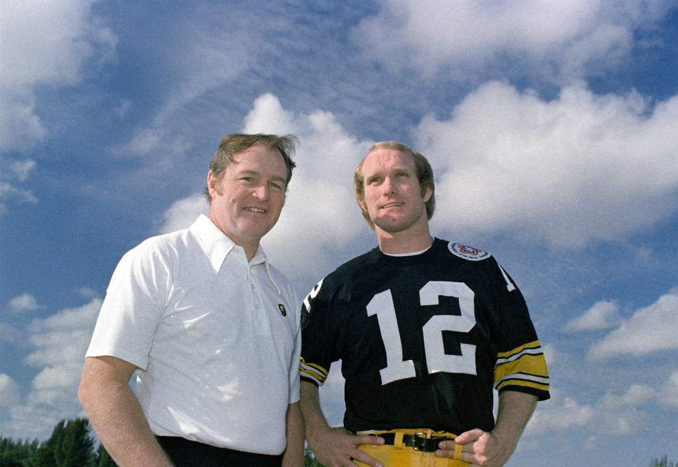 No-nonsense Steelers coach Chuck Noll: A great teacher _lowres