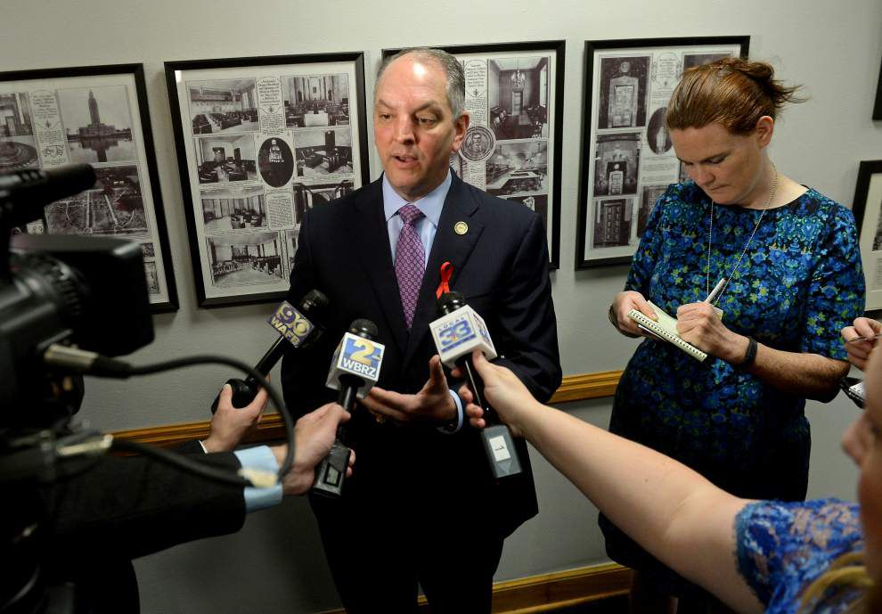 Our Views: No funds for pet projects? We back Gov. John Bel Edwards' plan to cut political pork _lowres