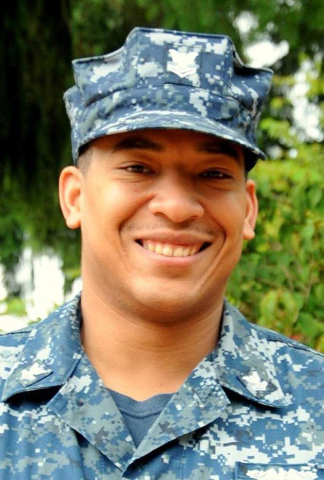 New Orleans Native Supports Navy Seabees Construction