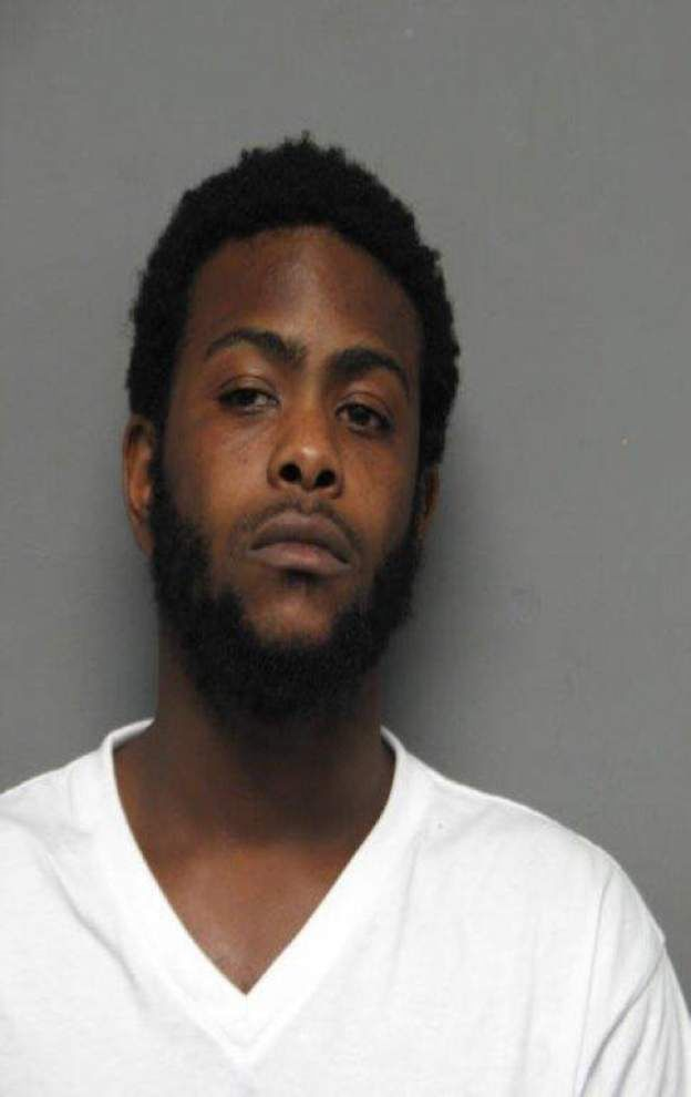 Suspect in Harvey triple shooting, double murder arrested _lowres