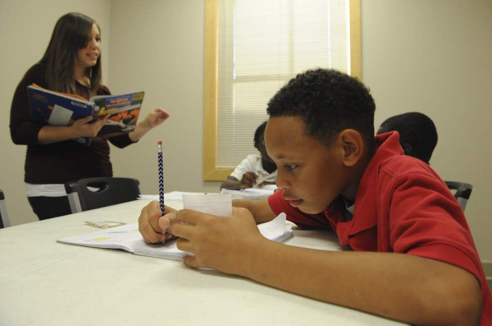 A dozen years after its launch, Lafayette nonprofit's tutoring program still thriving _lowres