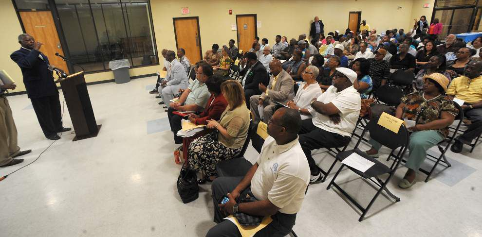 Closure of Baton Rouge pool plus loss of Istrouma High concerns, upsets area's residents _lowres
