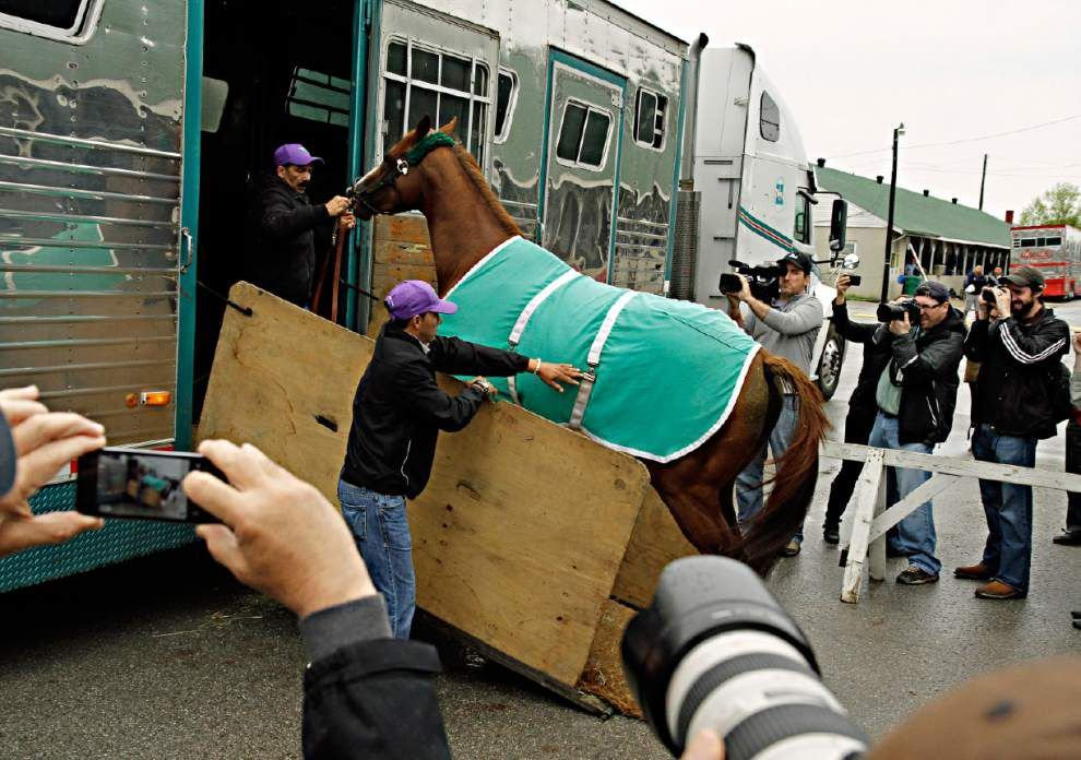 California Chrome has 77-year-old trainer dreaming _lowres